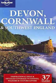 lonely planet guide to cornwall