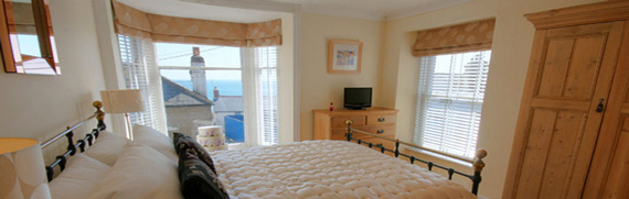 Marazion Guest House Room