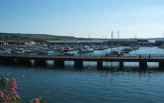 penzance harbour peir history