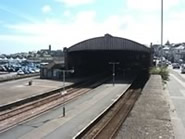 penzance train station bus and coach services cornwall
